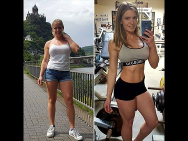 First Class Gym Gent | Before & After | Isagenix transformatie | Bikini fitness