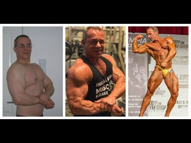 First Class Gym Gent | Rik | Before & After | Isagenix transformatie | Bodybuilding