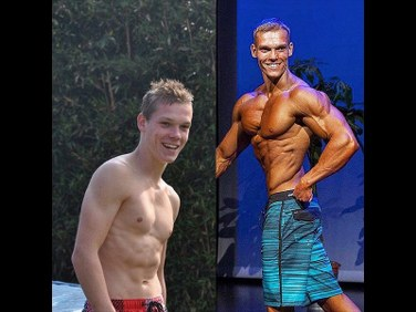 First Class Gym Gent | Before & After | Isagenix transformatie | Bodybuilding