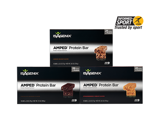Isagenix pretein bar